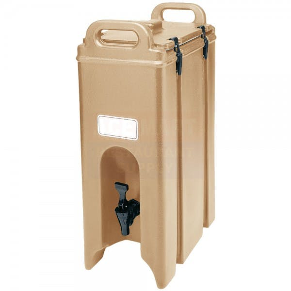 Camtainer® 4-3/4 gal. Beige Insulated Beverage Server