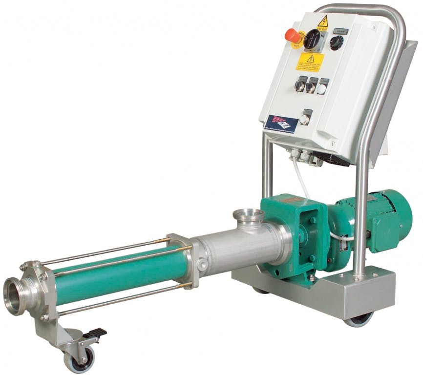 C.M.A. MPL 31 Must pumps Must pump sold by Prospero Equipment Corp.