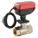Actuated Ball Valves - Economy Series - Valve sold by ControlTec, Inc