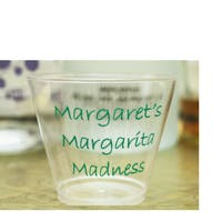 5 oz. Custom Disposable Clear Hard Plastic Cups Disposable cup sold by Cup of Arms