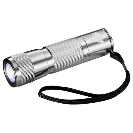 CLEARANCE:WorkMate Magnifying Flashlight with Lense  1225-58 Promotional flashlight sold by Distrimatics, USA