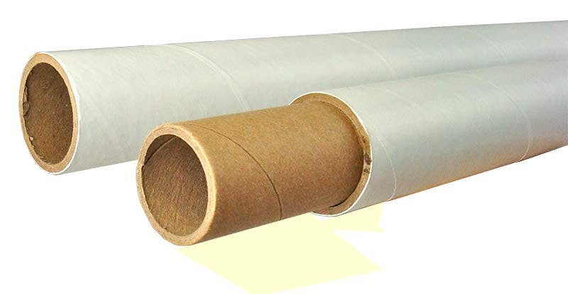 Fiber Tubes - fiber tube - none - sold by Cactus Corrugated Containers Inc.