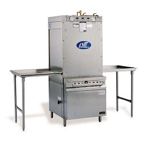 Jackson - PT-10 12 Rack/Hr Pot and Pan Washer Commercial dishwasher sold by Food Service Warehouse