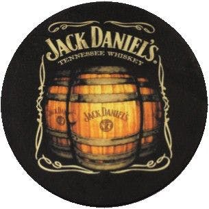 Custom Printed Round Absorbent Stone Coaster Drink coaster sold by Custom H2Oh!