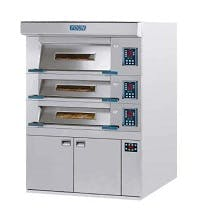 Stratos Deck Oven Pizza deck oven sold by pro BAKE Inc.