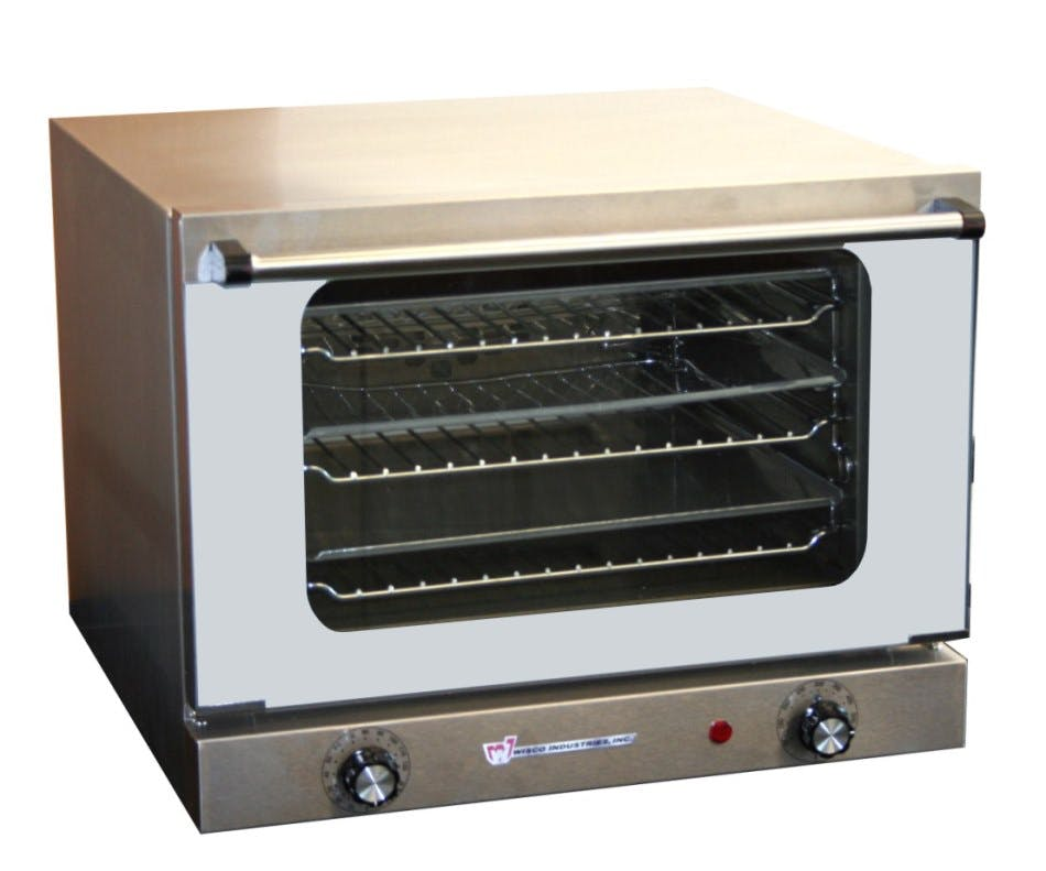Wisco 620 Convection Oven - sold by pizzaovens.com