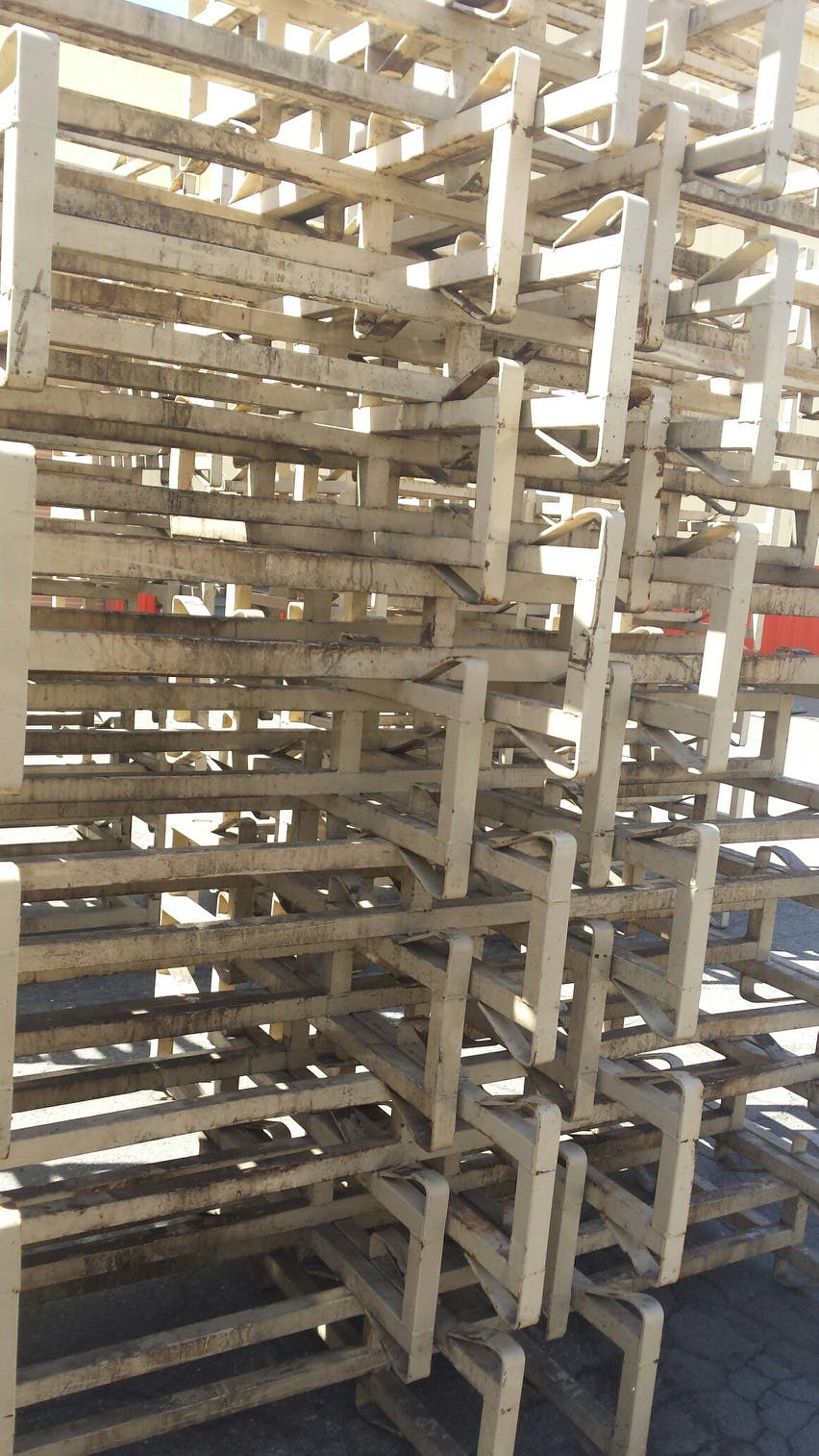Grade C - 4 Barrel Racks - sold by Country Connection