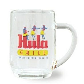 20 oz Haworth Beer Mug