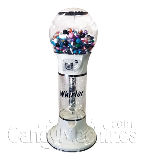 Mega Whirler Capsule Vending Machine Vending machine sold by CandyMachines.com