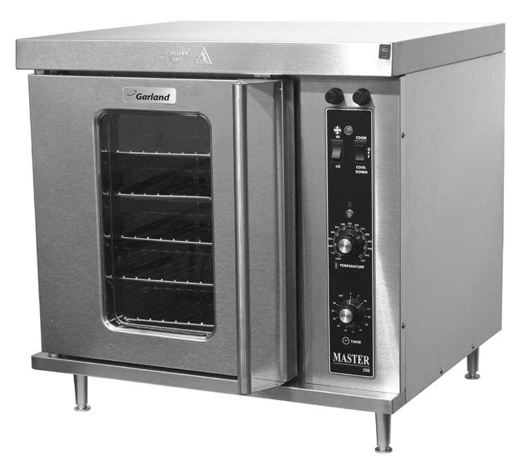Garland MCO-E-5 Electric Convection Oven Convection oven sold by pizzaovens.com