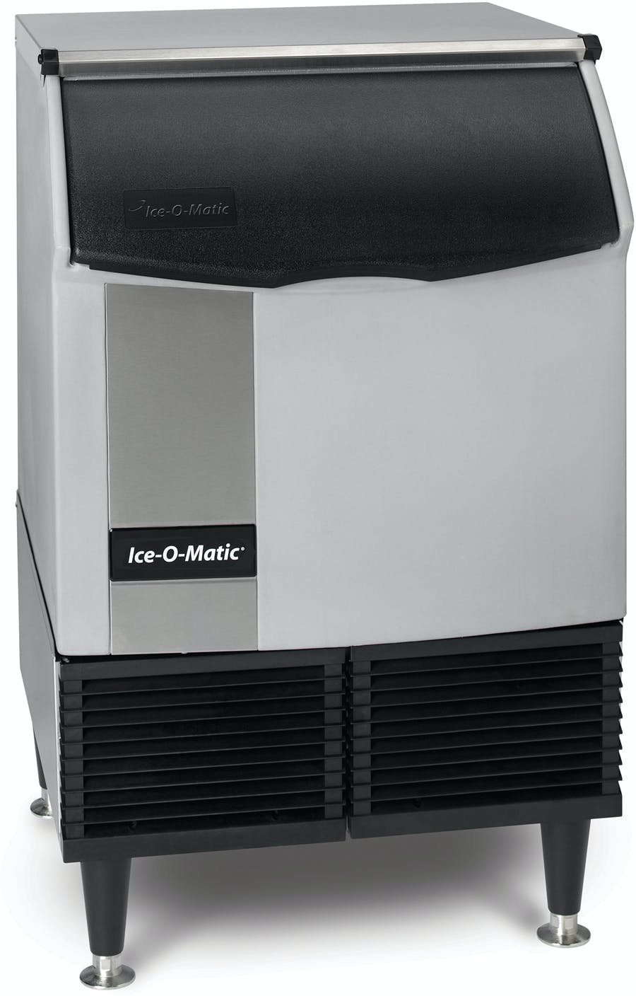 Iceomatic ICEU150HA Ice Maker with Bin, cube-style, undercounter, approximately 171 lb production/24 Ice machine sold by TheRDStore.com