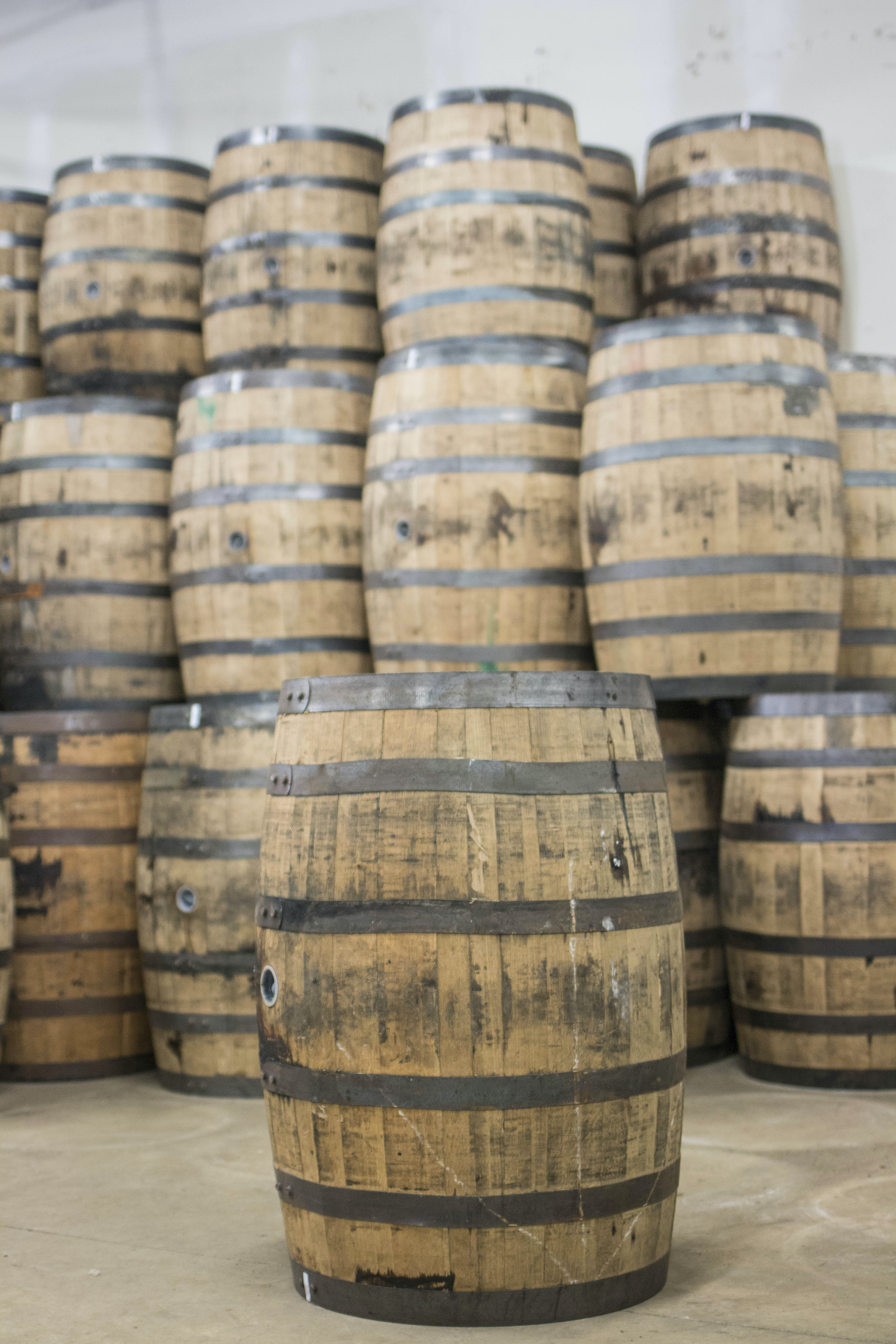 USED Bourbon Whiskey Barrels Whiskey barrel sold by Rocky Mountain Barrel Company