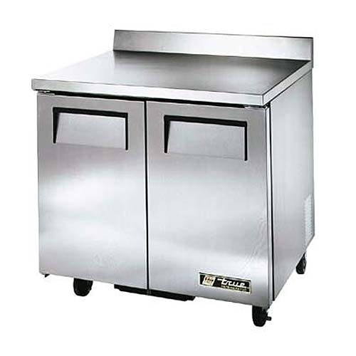 "True - TWT-36 37"" Worktop Refrigerator Commercial refrigerator sold by Food Service Warehouse"
