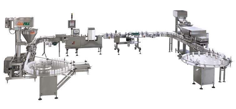 Packaging Equipment Packaging equipment sold by All-Fill