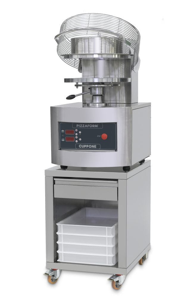 "Cuppone Pizzaform Dough Press (up to 20"" diameter) Dough press sold by pizzaovens.com"