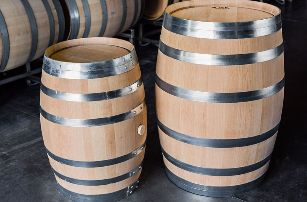 Larger Format Barrels Barrel sold by The Oak Cooperage