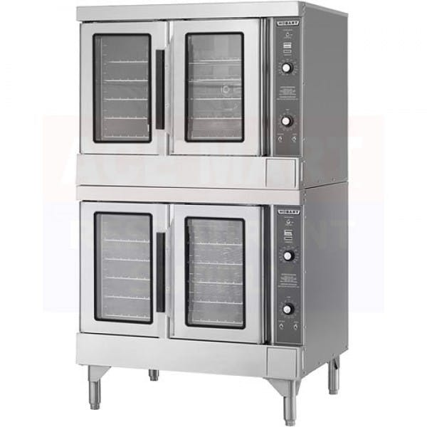 240v Double Stack Convection Oven