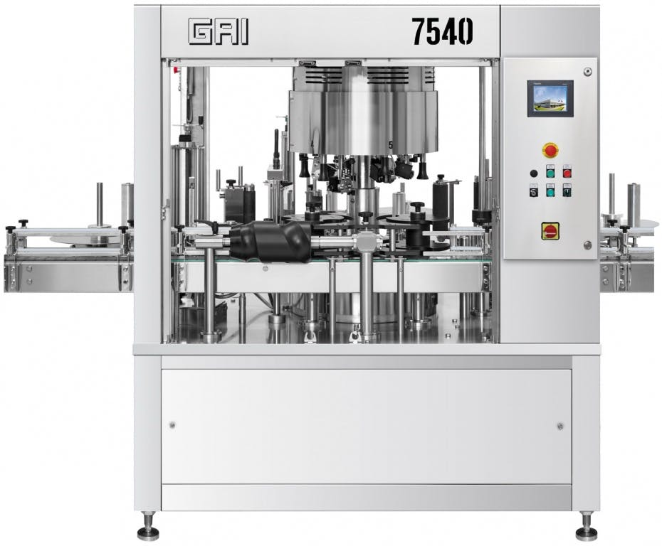 GAI 7540/4M Monoblocks Monoblock sold by Prospero Equipment Corp.