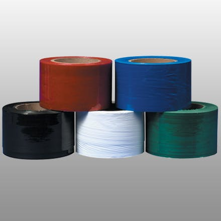Color-Tinted Bundling Stretch Film Wrap Stretch wrap sold by Ameripak, Inc.