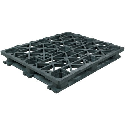 Heavy-Duty Plastic Pallet Pallet sold by Ameripak, Inc.