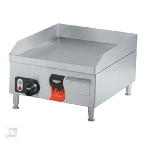 "Vollrath (40715) - 14"" Electric Countertop Griddle - Cayenne Series Griddle sold by Food Service Warehouse"