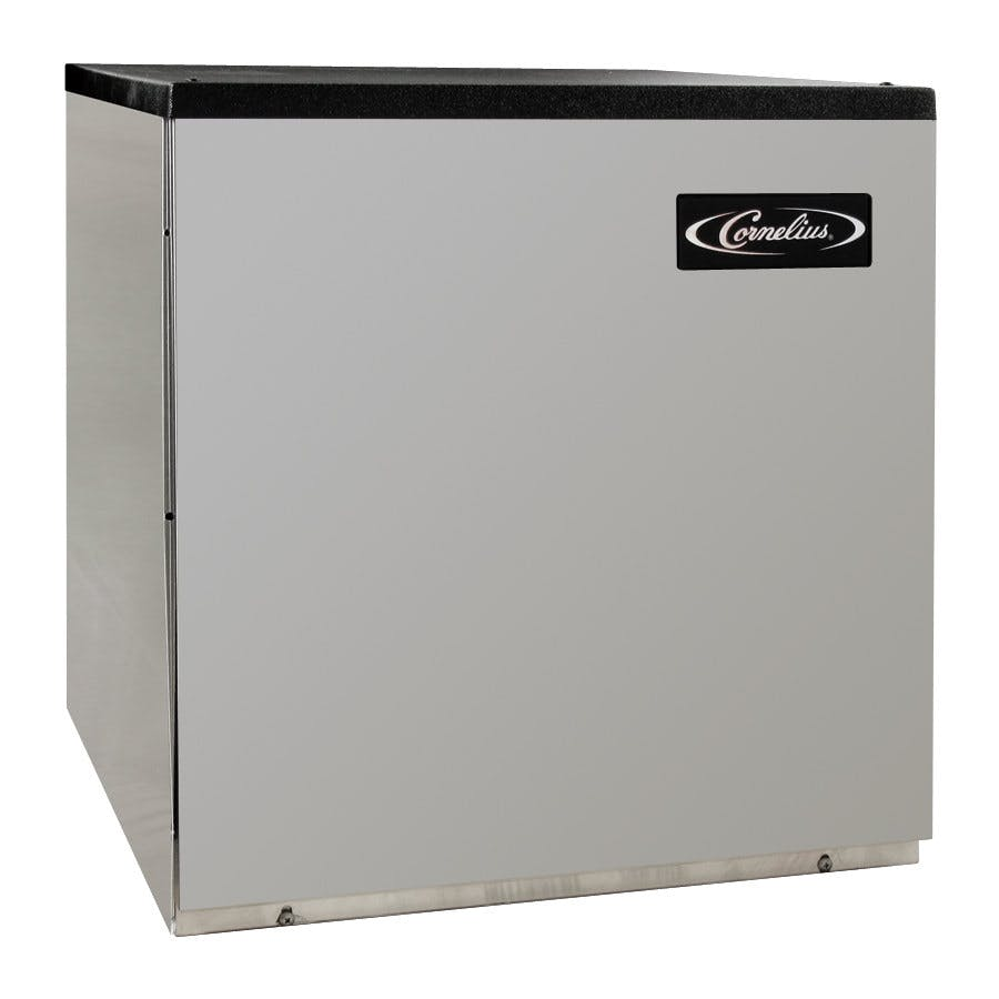 "IMI Cornelius CCM0330WH1 Nordic Series 30"" Water Cooled Half Size Cube Ice Machine - 350 lb. Ice machine sold by WebstaurantStore"