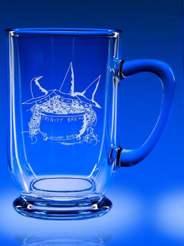 #5215 - 16 oz. Fusion Beer Mug Beer glass sold by Engraving Creations and More, Inc.