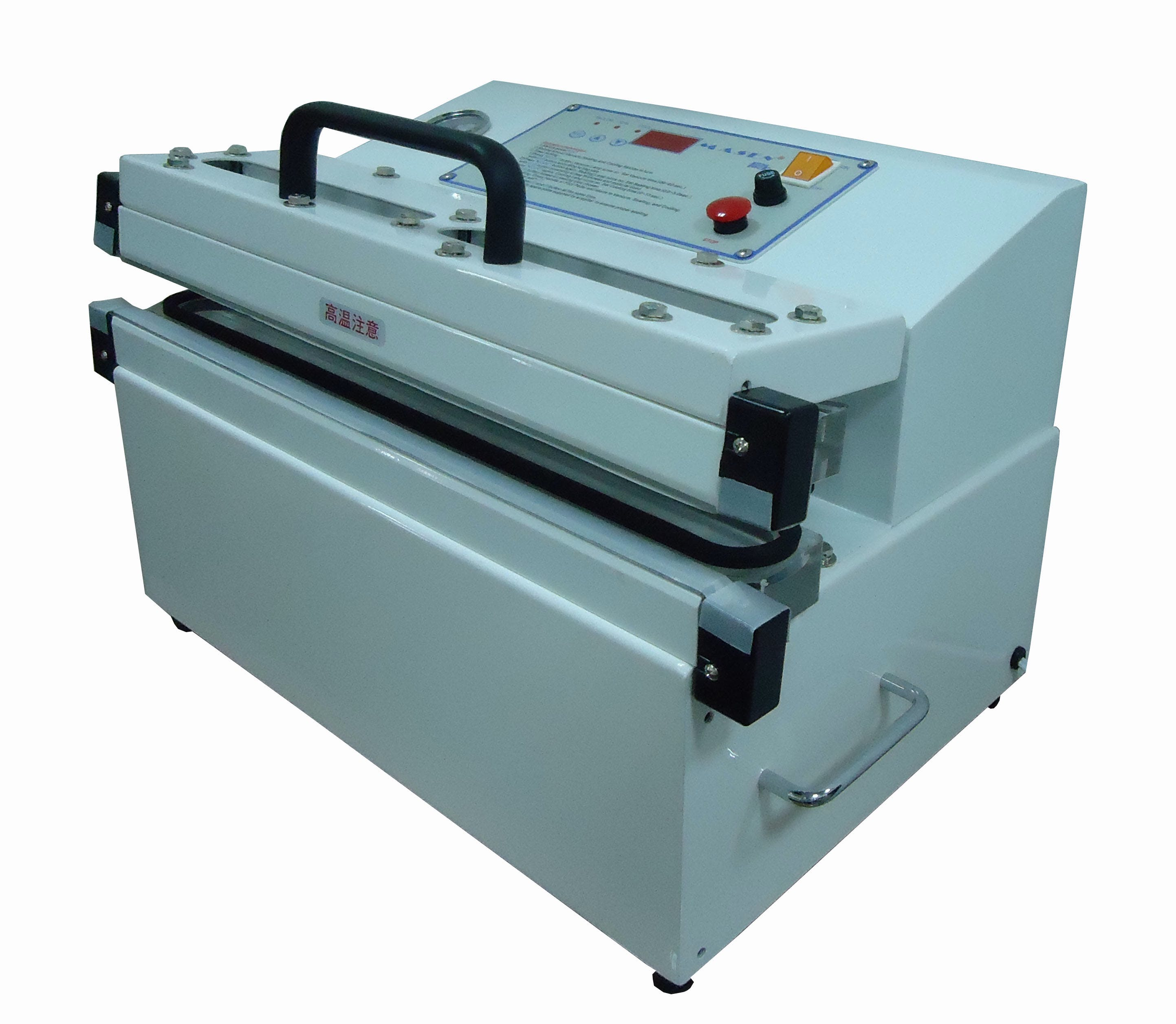WVT-455T Vacuum Sealer for Sealing Foil Gusseted Bags (coffee bags) Vacuum packaging machine sold by Sealer Sales