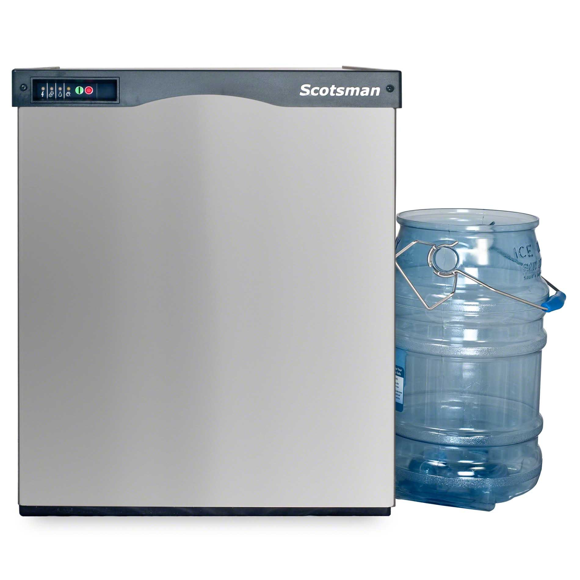 Scotsman - N1322R-32A 1329 lb Nugget Ice Machine - Prodigy Series Ice machine sold by Food Service Warehouse