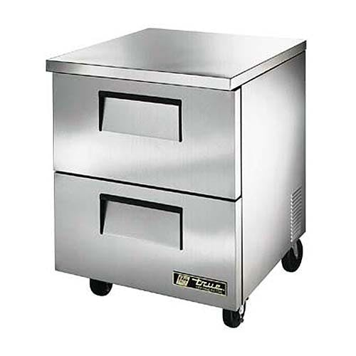 """True - TUC-27D-2-ADA 28"""" ADA Compliant Undercounter Refrigerator w/ Drawers Commercial refrigerator sold by Food Service Warehouse"""