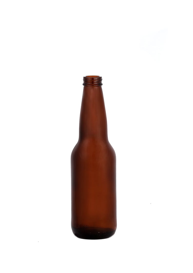 341 ml Returnable Beer (BAC Approved), Amber, Twist (C1001) Beer bottle sold by WP Bottle Supply