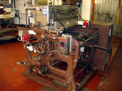 """National 32"""" Single Row Candy Depositor"""
