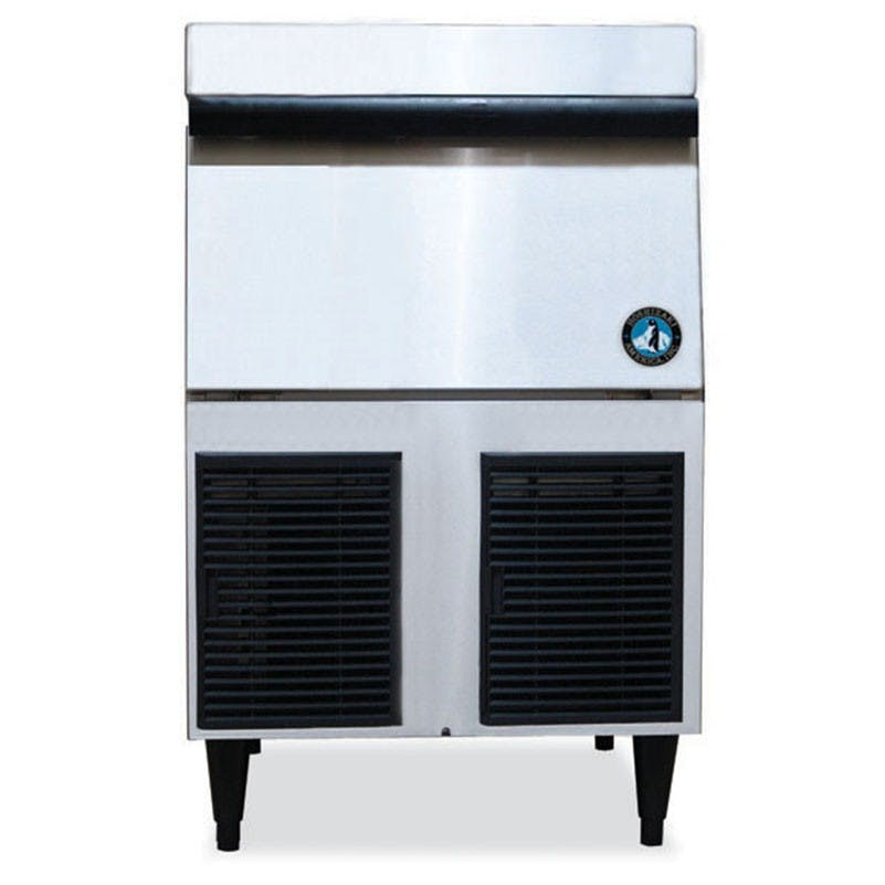Hoshizaki F-330BAH Ice Maker, 80 lb Bin, Flaker Style Ice machine sold by Mission Restaurant Supply