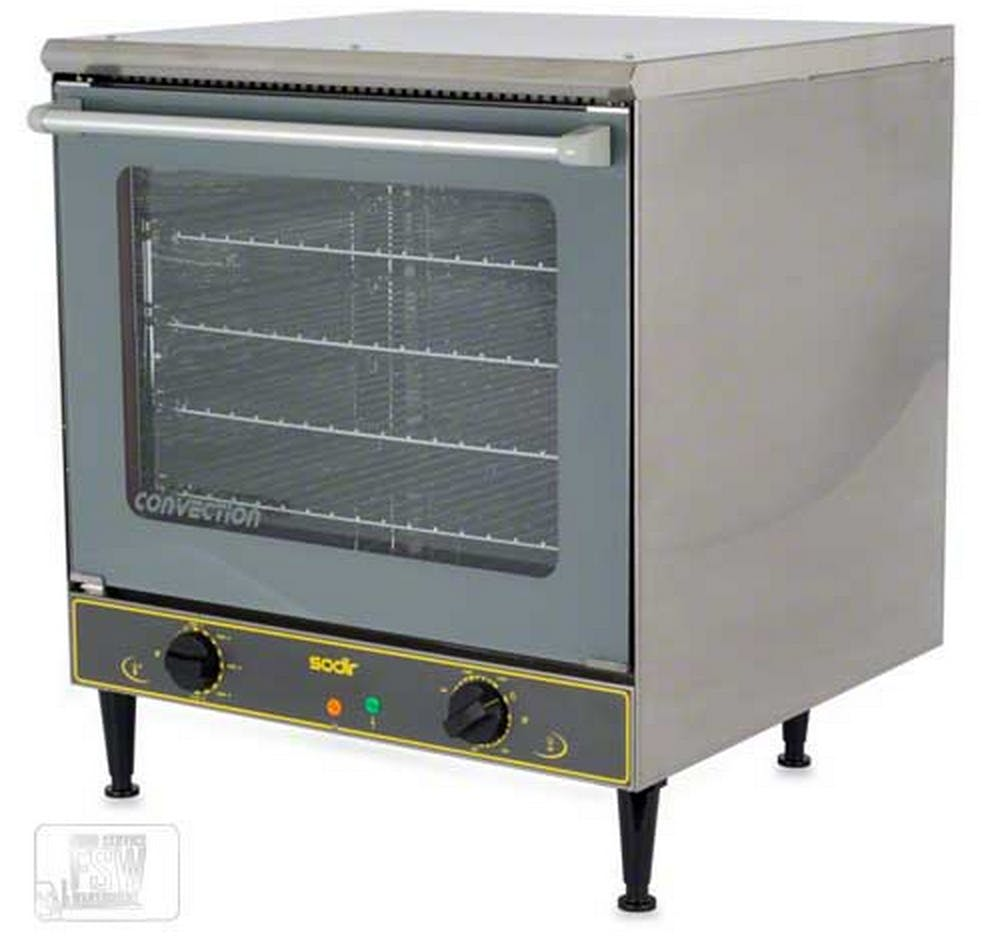 "Equipex (FC-60) - 24"" Half-Size Electric Ariel Convection Oven Convection oven sold by Food Service Warehouse"
