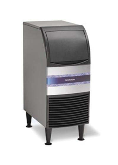 Scotsman CU0715MA-1 - Undercounter Ice Maker - Full Cubes - 80 Lbs/Day - Air Cooled Ice machine sold by Elite Restaurant Equipment