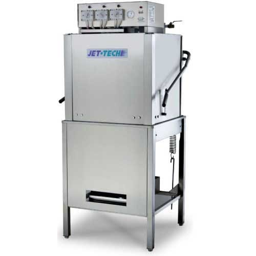 Jet Tech - X-35C 37 Rack/Hr Low-Temp Door-Type Dishwasher Commercial dishwasher sold by Food Service Warehouse