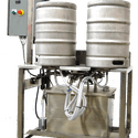 Twin Monkeys Yukon - Keg washer sold by Twin Monkeys Beverage Systems