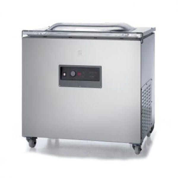 3500 cu. ft. Mobile Stainless Vacuum Packing Machine w/ Timer Vacuum Control - V-SMMSV-810T