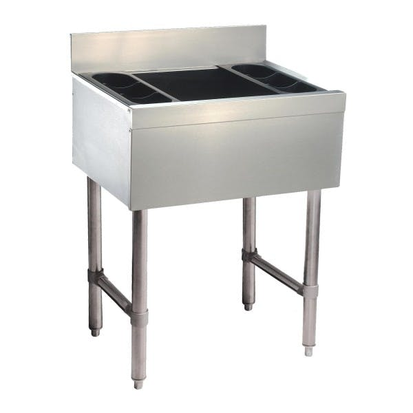 "30"" Stainless Cocktail Unit"