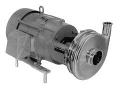 C-Series Pump (TriClover) Sanitary pump sold by Dairy Engineering Company