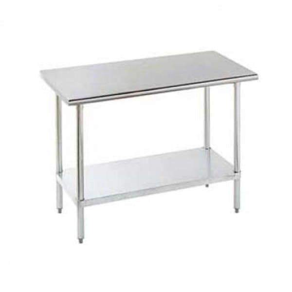 X Stainless Work Table Food Prep Tables Ace Mart - Restaurant supply prep table