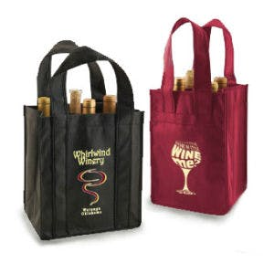 Non Woven Reuseable Bags - sold by American Retail Supply