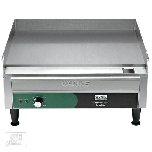 "Waring (WGR240) - 24"" x 16"" Countertop Electric Griddle Griddle sold by Food Service Warehouse"