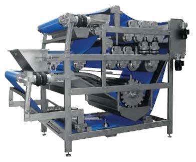 Kreuzmayr Double Belt Press K2B 1250 Fruit presses Fruit press sold by Prospero Equipment Corp.