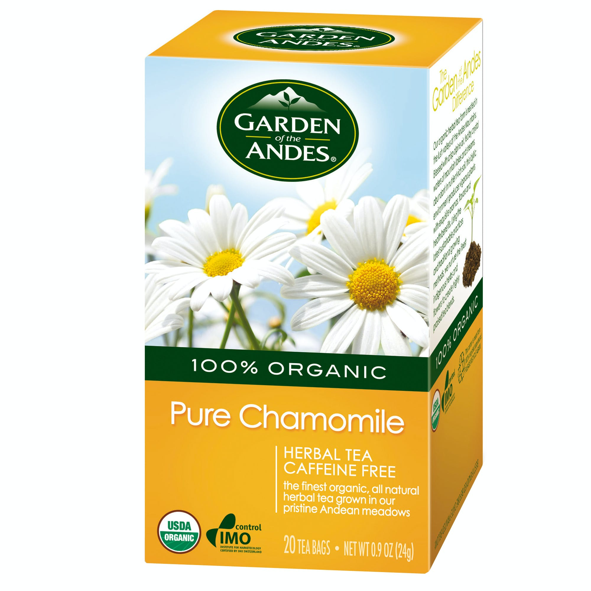 Organic Pure Chamomile Tea Tea sold by M5 Corporation