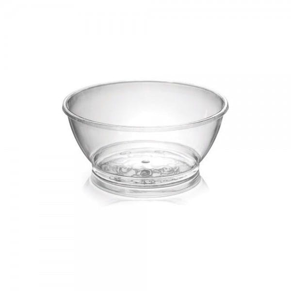 Savvi Serve 6 oz. Clear Disposable Plastic Bowl