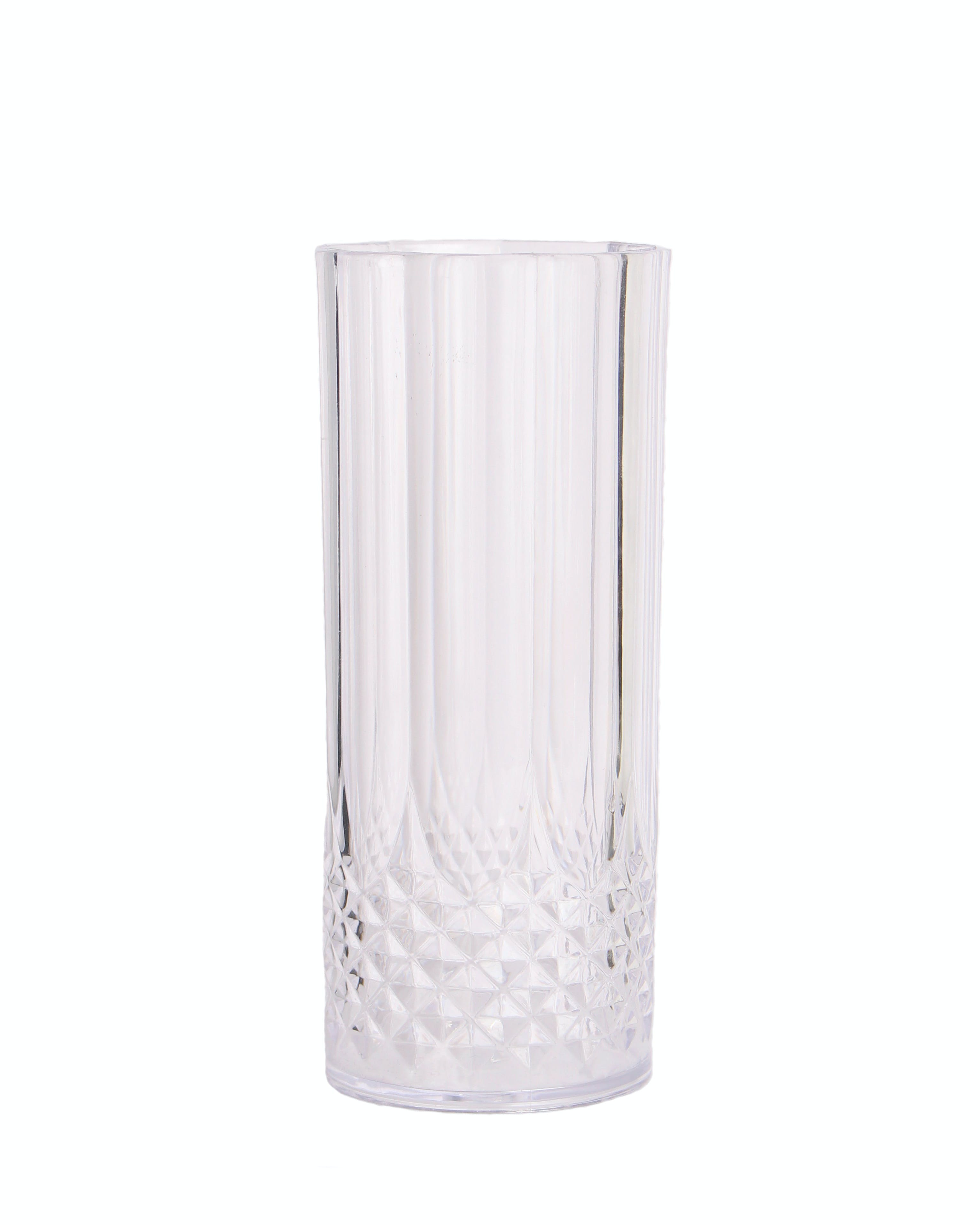 Crystal-Like Highball Glasses Disposable cup sold by www.blueskyny.com
