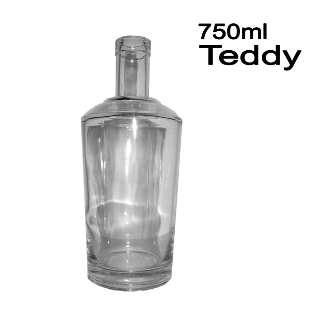 750ml Teddy Liquor bottle sold by Wholesale Bottles USA