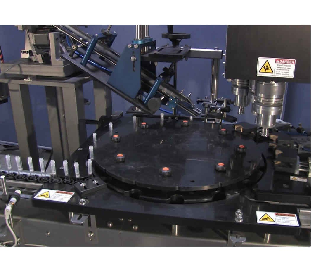 Automatic Chuck Capping Machine - Capping Machines - sold by Liquid Packaging Solutions