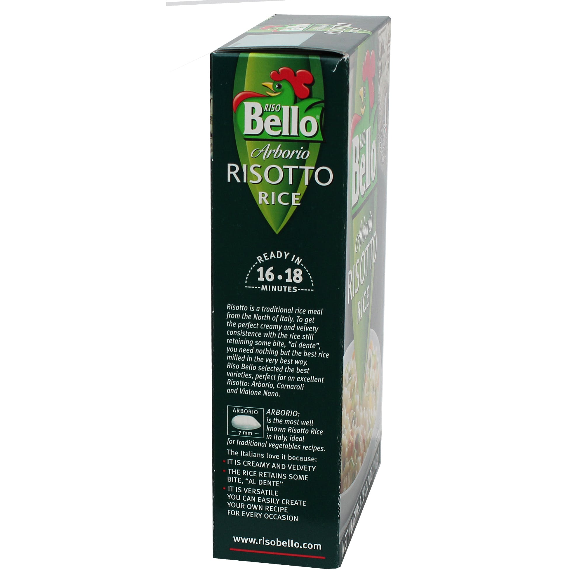 Arborio Risotto Rice Large - sold by M5 Corporation